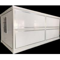 Wholesale Fire Proofing Folding Living Prefabricated Container House Steel Security Door from china suppliers