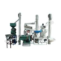 Wholesale 15T/D Double Iron Roller Rice Milling Equipment for sale from china suppliers