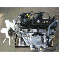 China Toyota 4y engine assy for selled on sale