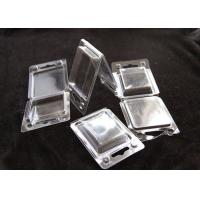Wholesale Disposable Vacuum Formed Packaging Trays Plastic PP Plum Packing Tray from china suppliers