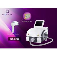 Buy cheap Lady 808 Laser Hair Removal Device 0.5-10HZ Frequency Sliding Treatment Way from wholesalers