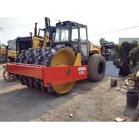 Quality Dynapac CA25 Used Road Roller with pads for sale