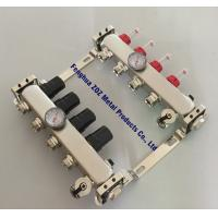 China ZZ18026 Stainless Steel Manifolds of Underfloor Heating System for sale