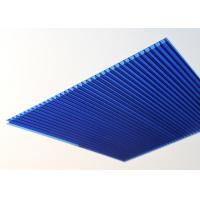 Wholesale 10mm Polycarbonate Roofing Sheets Twin Wall High Light Transmission from china suppliers