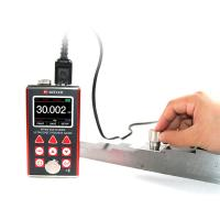 Wholesale Extruded Aluminum Digital Ultrasonic Thickness Gauge Equiped With Bluetooth Printer MT660 from china suppliers