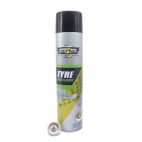 Wholesale MSDS Acrylic Tire Shine Car Care Foam Spray from china suppliers