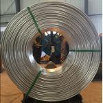 China aluminium titanium carbon titanium 5% carbon 0.18% aluminium AlTi5%C0.18% grain refiner for sale