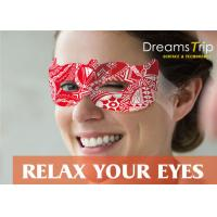 Wholesale Magic Visible Real Steam Mask Self heating Warming Spa for Dry Eyes or Relax from china suppliers