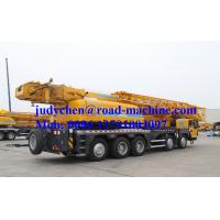 Wholesale 318KW Telescoping Boom Crane XCMG Model XCT100 With  K-Shaped Legs from china suppliers