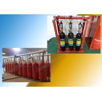 Wholesale Enclosed Flooding FM 200 Suppression System Piped for Single Zone from china suppliers