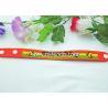 Fashion eco-friendly printed silicone wrist band/custom black rubber wristband for sale