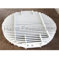 Wholesale Polypropylene Vane Type Demister , Vane Mist Extractor With Liquid Sepearator Demister Pad from china suppliers