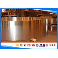 34CrMo4 / 4137 / 35CrMo Forged Steel Rings With Heat Treated 500 Mm Max Thickness for sale