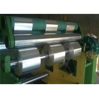 Wholesale Professional Soft Thick Aluminium Foil 8011 for Polyester Insulation 0.005mm ~ 0.2mm from china suppliers