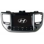 China HYUNDAI IX35 TUCSON 2015 Car DVD Multimedia Player Sat NAVI GPS HYD-7856GDA for sale
