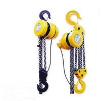 Buy cheap DHT chain motor hoist, cable hoist electric from wholesalers