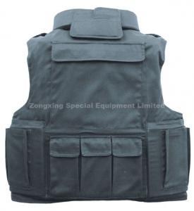 China Kelvar body armor bulletproof vest (military vest/police vest/ballistic vest) on sale