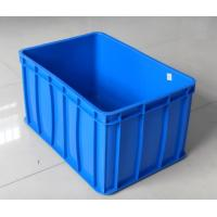 China Automatic Plastic Crate Washing Machine With Steam Sterilization System on sale