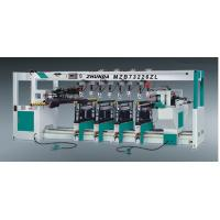 Wholesale Three - Ranged Multi Head Drilling Machine , Automatic Boring Machine For Wood from china suppliers