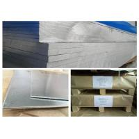 China High Hardness Thin Aluminum Sheet , Hard Alloy Aluminum Sheet Material T651 Temper on sale