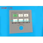 China Panasonic CM402 602 NPM operation panel skin key membrane N510055859AA KXFP5Z1AA00 for sale