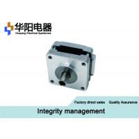 Wholesale Low Volume Small Synchronous Motor , Running Smooth 39 Plug In Synchronous Stepper Motor from china suppliers