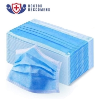 Wholesale Protective Non Sterile Breathable 3 Layer Face Mask from china suppliers