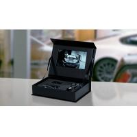Wholesale Luxary Hard Cover Lcd Video Box / Jewellery Video Box With Hd 7 Inch Screen from china suppliers