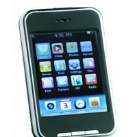 China Touch Panel MP4 Player with FM, Camera, Mini SD Slot on sale