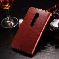 Wholesale Colored Moto X Play Leather Case , PU Leather Motorola Protective Case from china suppliers