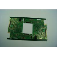 Wholesale High Frequency Impedance Controlled PCB Printed Circuit Board Black Silkscreen 28 Layer from china suppliers