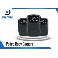 Quality Military Body Worn Police Pocket Video Camera With Password Protection for sale