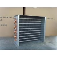 Wholesale Air Cooled Copper Tube Aluminum Fins 1.6MPa Air Conditioning Cooling Coil from china suppliers