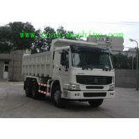 Wholesale FOR SALE SINOTRUK HOWO 6 X 4 HEAVY DUTY DUMP TRUCK SINGLE ROW CAB LHD TIPPER TRUCK from china suppliers