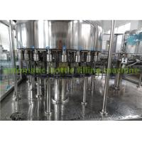 Wholesale Stainless Steel 304 5.03kw Water Bottle Filling Machine Purified Drinking Water Plant from china suppliers