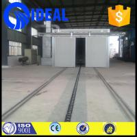 Quality Environmental safety high processing efficiency sand blasting room for sale