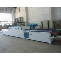 China Fireproof Sound Insulation MgO Board Straw Door Making Machines Full Automatic on sale