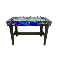 Quality Factory 48 Inches Football Table Children Wood Soccer Table Color Graphics Design for sale