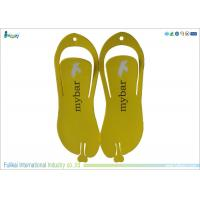 Wholesale Yellow Disposable Flip Flops High Density Slippers For Men Size 12  from china suppliers