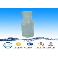 Wholesale Cationic activated-adsorbent PH 3.0-6.5 BV ISO SGS Solid content40±1% polydadmac Seaworthy package from china suppliers