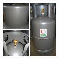 China 12.5kg Home Cooking Lpg Gas Tank Low Pressure With Compressed on sale