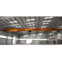 Wholesale 5 T SA2.5 Single Girder Overhead Cranes Soft Start Gear Motor Light Work Duty from china suppliers