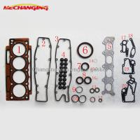 Wholesale For PEUGEOT 406 407 807 CITROEN C8 EW12J4 ENGINE PARTS Overhaul Package Complete Gasket 20223800 from china suppliers