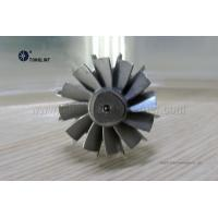 GT25 GT2556S 434714-0013  Turbo Turbine Wheel ,  Shaft Rotor for Turbocharger 711736-0029 for sale