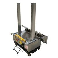 China ZB800-5A Automatic Rendering Machine Automatic Wall Plastering Machine for sale