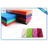 Wholesale Disposable Cutting Piece 45 Gr / 50gr Non Woven Kitchen Tablecloth Raw Material Colorful Cover from china suppliers