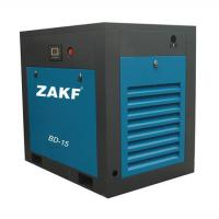 Buy cheap Air Cooling Direct Air Compressor System , 15HP Blue 11KW Air Screw Compressor from wholesalers