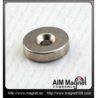 Wholesale Screw neodymium magnet from china suppliers