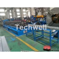 Wholesale 15 KW Tray Cable Cold Roll Forming Machine With 18 Stations Forming Roller Stand from china suppliers