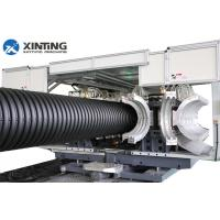 China Double Wall Corrugated Pipe Extrusion Line SBG800 ID500-800MM For HDPE/PP on sale